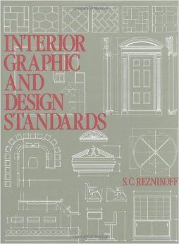 A book I want! Interior Graphic and Design Standards ...