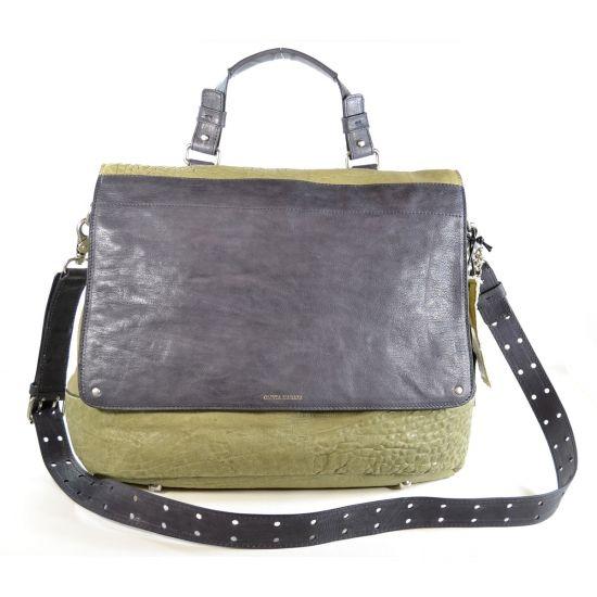 Really cool messenger bag from Olivia Harris at Paulaandchlo.com