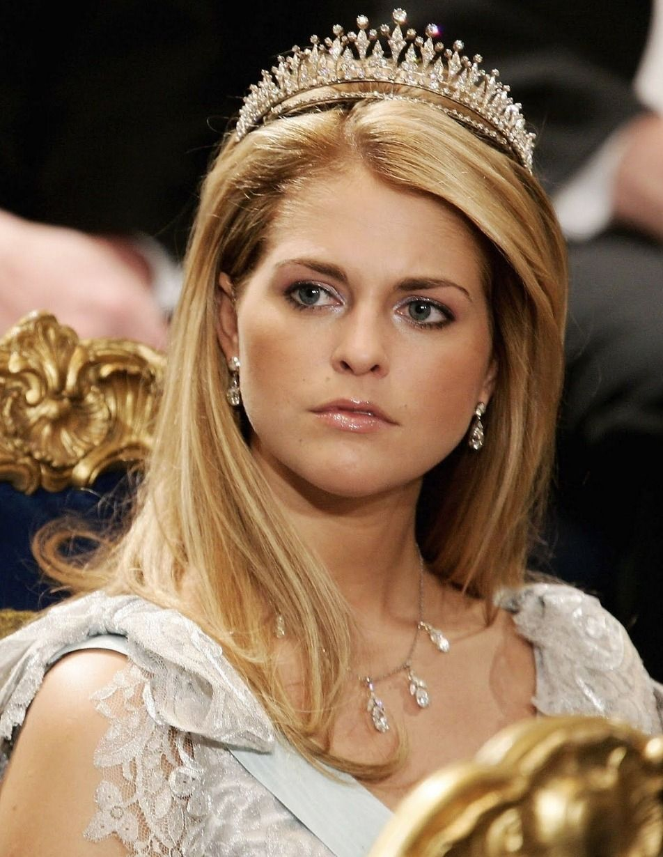 Princess Madeleine Of Sweden Wears The Diamond Modern