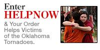 Every Order Helps Victims of the Oklahoma Tornadoes - HELPNOW