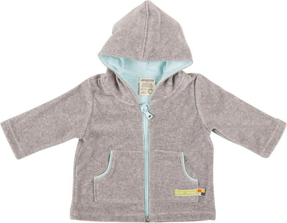 Loud Proud Nicki Jacke 344 Kinder Sweatshirt Jetzt Online Kaufen Jacken Sweatshirt Baby Jacke