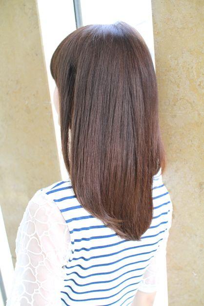 表参道 ナチュラルなスタイルが得意なスタイリストが創るスタイル Afloat D Lのヘアスタイル 美髪 ヘアスタイル ヘアスタイル ロング
