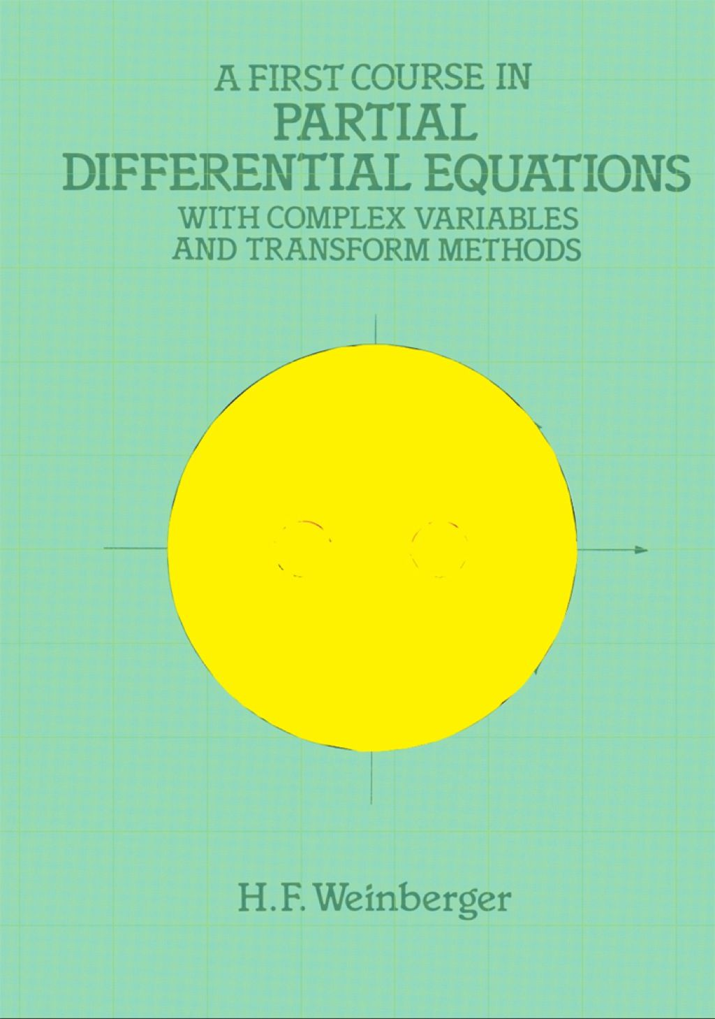 A First Course In Partial Differential Equations Ebook In 2019
