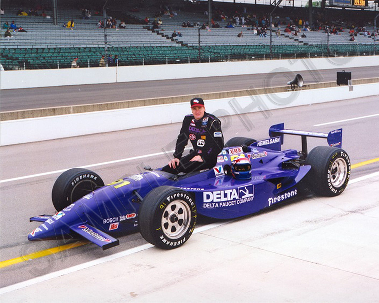5 95 buddy lazier 1996 indy 500 winner 8x10 photo ebay collectibles