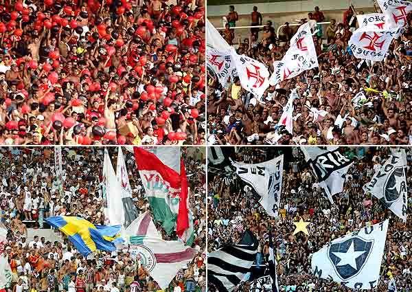 Futebol - as maiores torcidas do mundo.