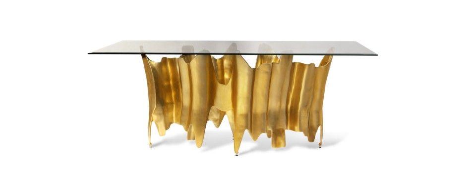 königliches esszimmer: erstaunliche gold esszimmer möbel | #luxus, Esstisch ideennn