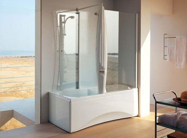 bagnoideacom vasca doccia combinata harpa twin combinati vasca doccia jacuzzi