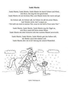sankt-martin-ritt-durch-schnee-und-wind-lied #sanktmartinbasteln
