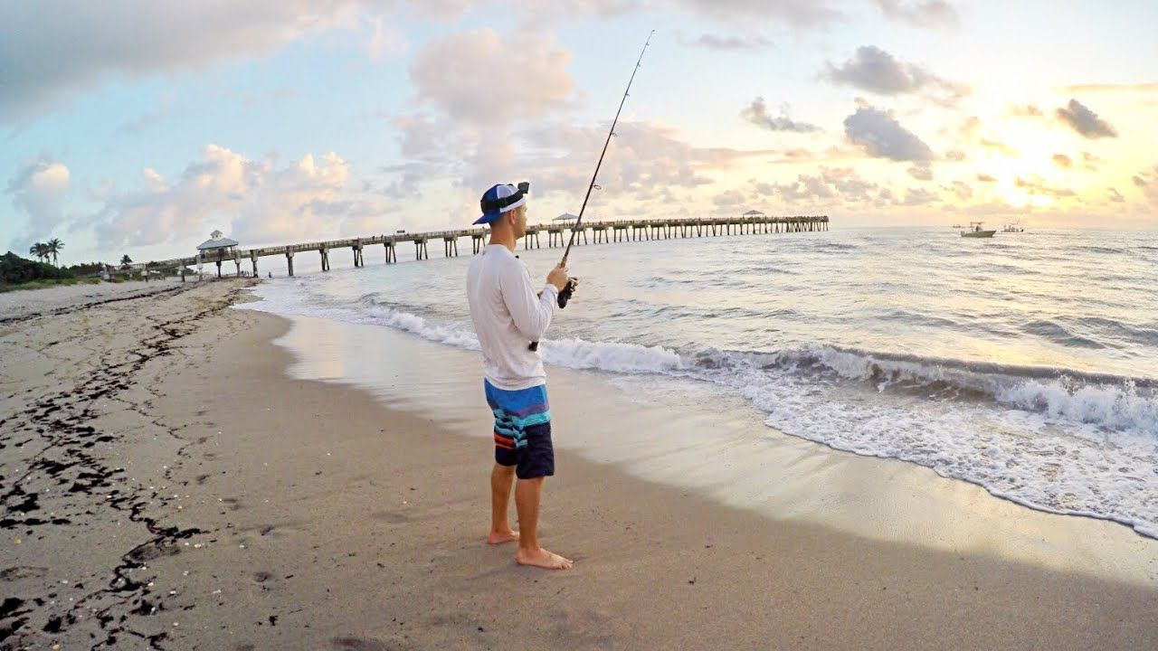 How To Catch Snook from the Beach in 3 Easy Steps
