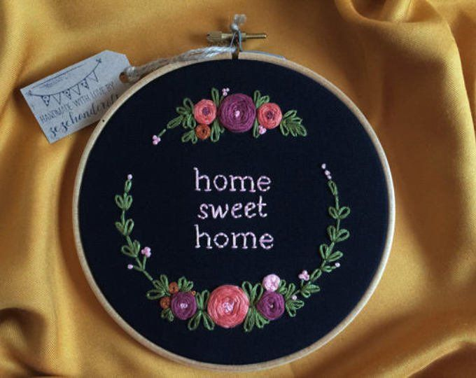 Wedding embroidery, Embroidery hoop art, Floral hand