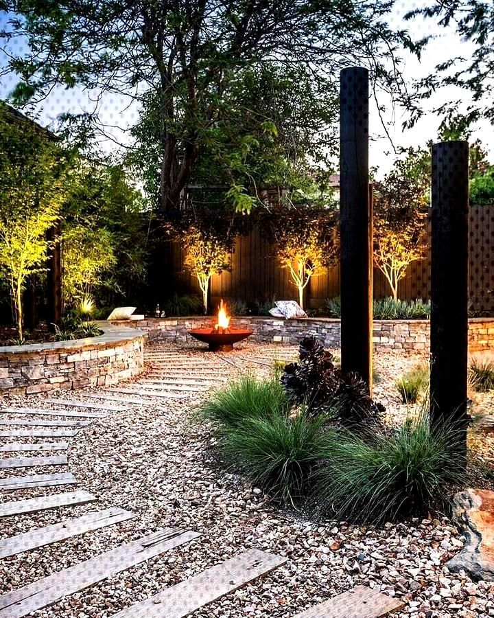 amp#x2197 95 Backyard Landscaping Stone Structures Unique Models 45 ↗ 95 Backyard Landscaping Ston