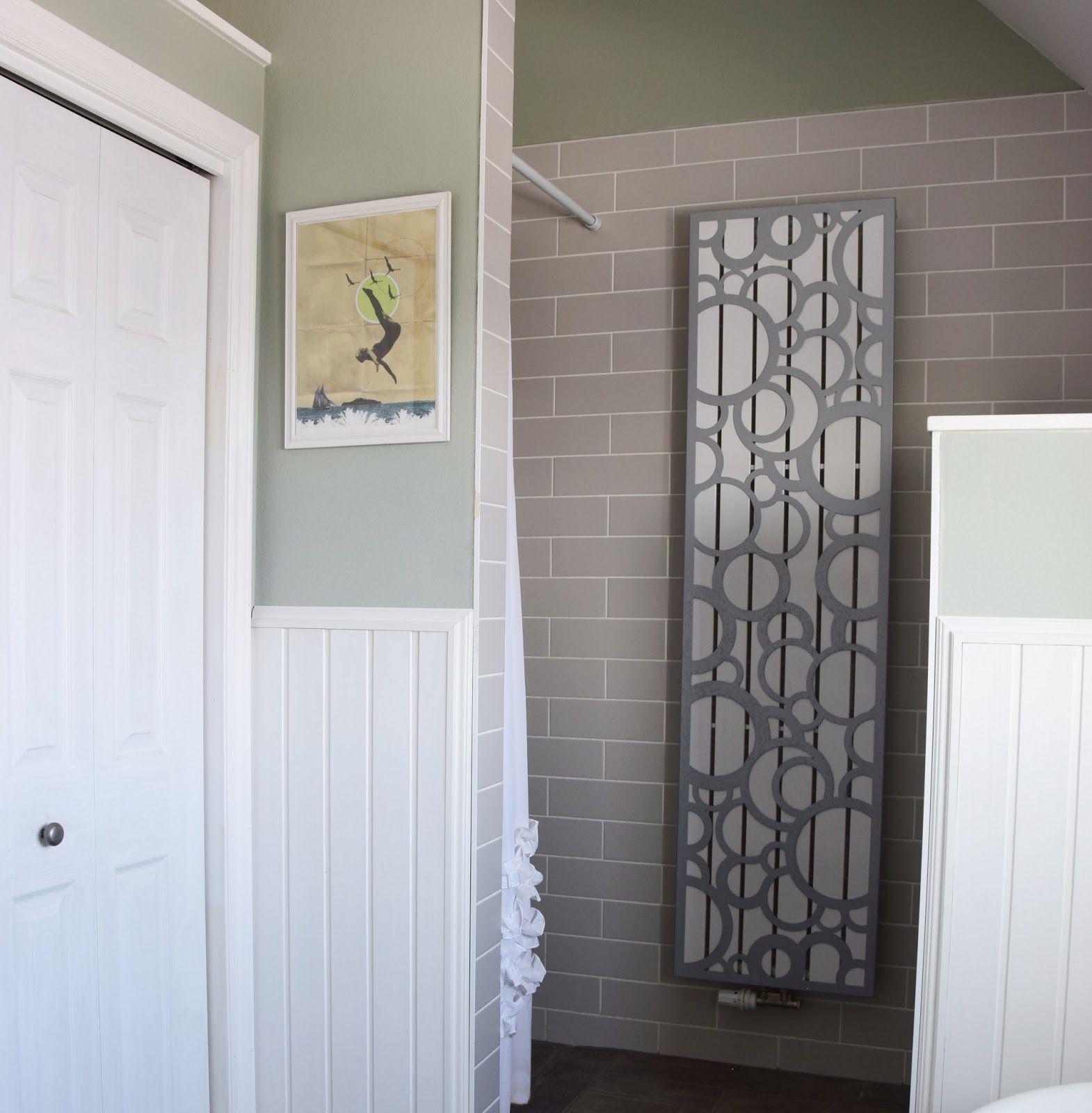 Der perfekte Duschvorhang und Tipps zur Aufhängung