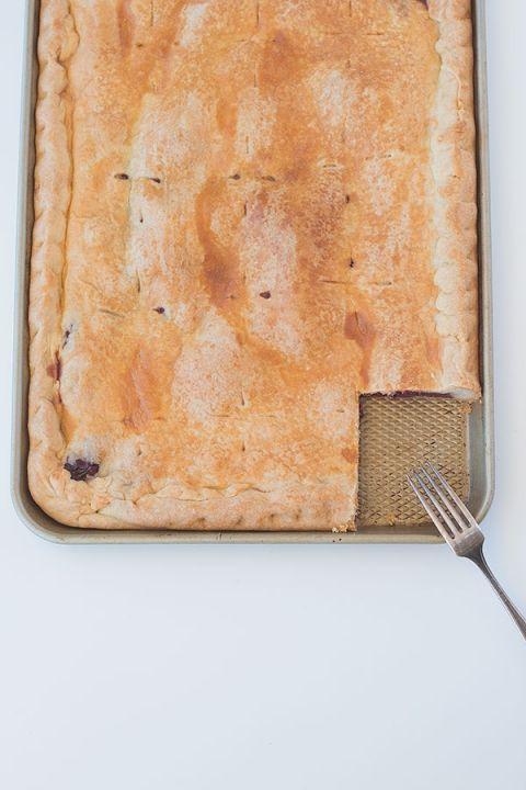 razzleberry slab pie