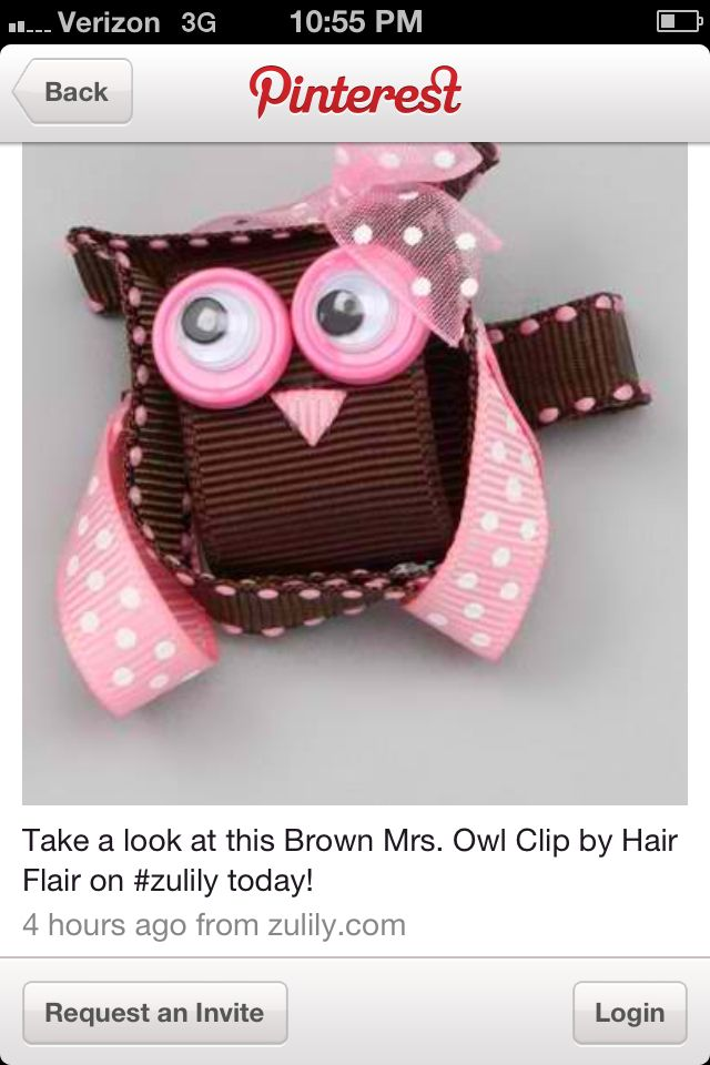 Hairbow MUST MAKE!