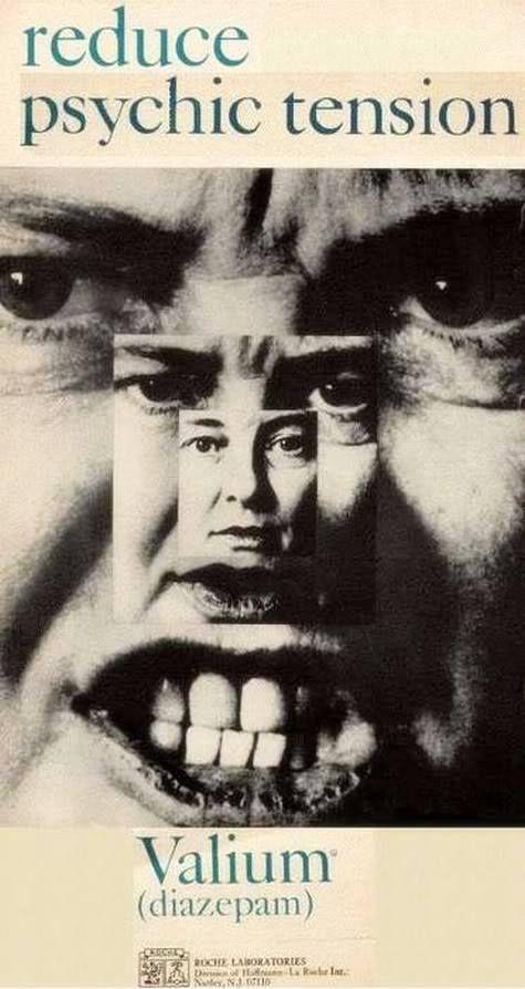 Vintage Valium Ad Posters