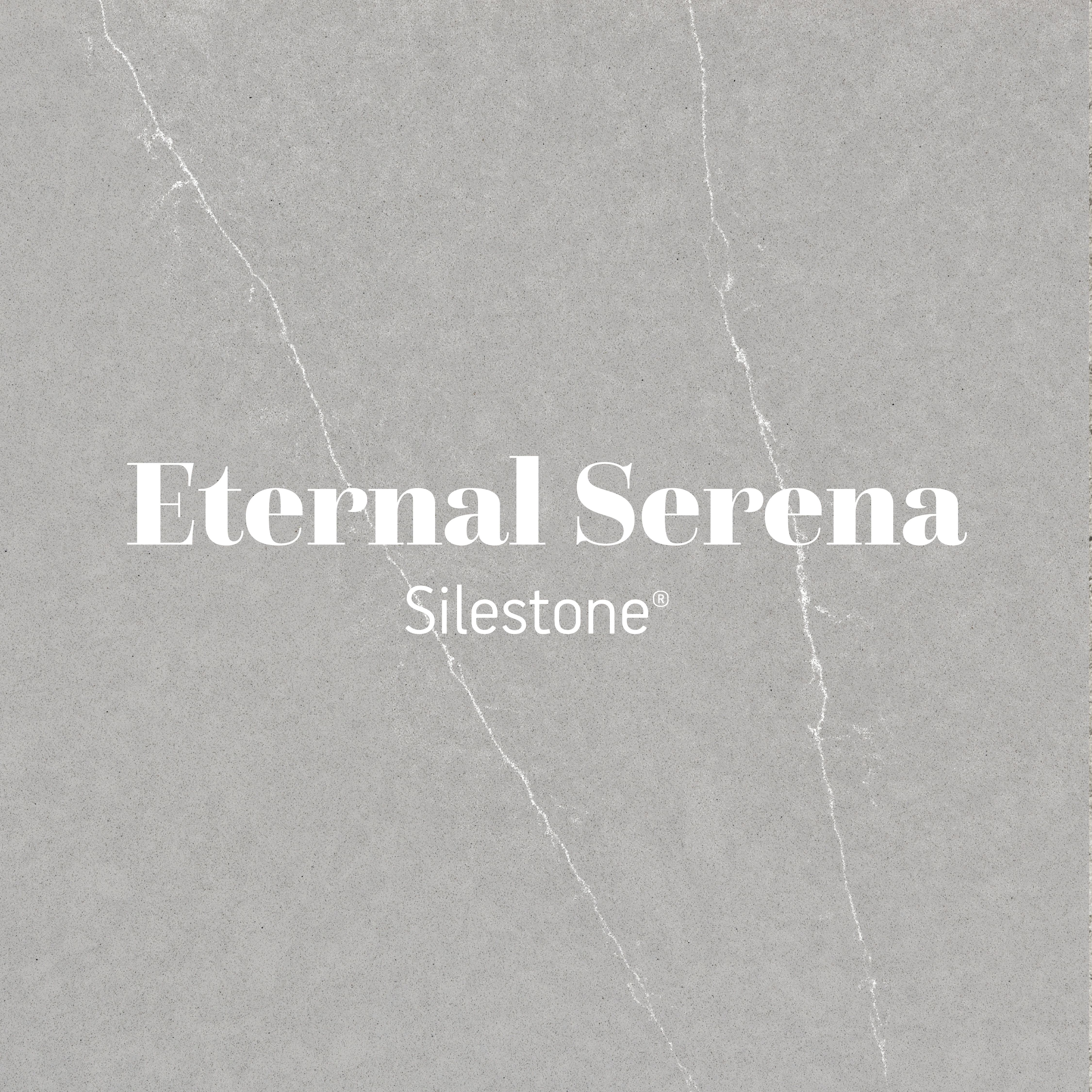 The new Silestone Eternal Serena features N-Boost technology ...