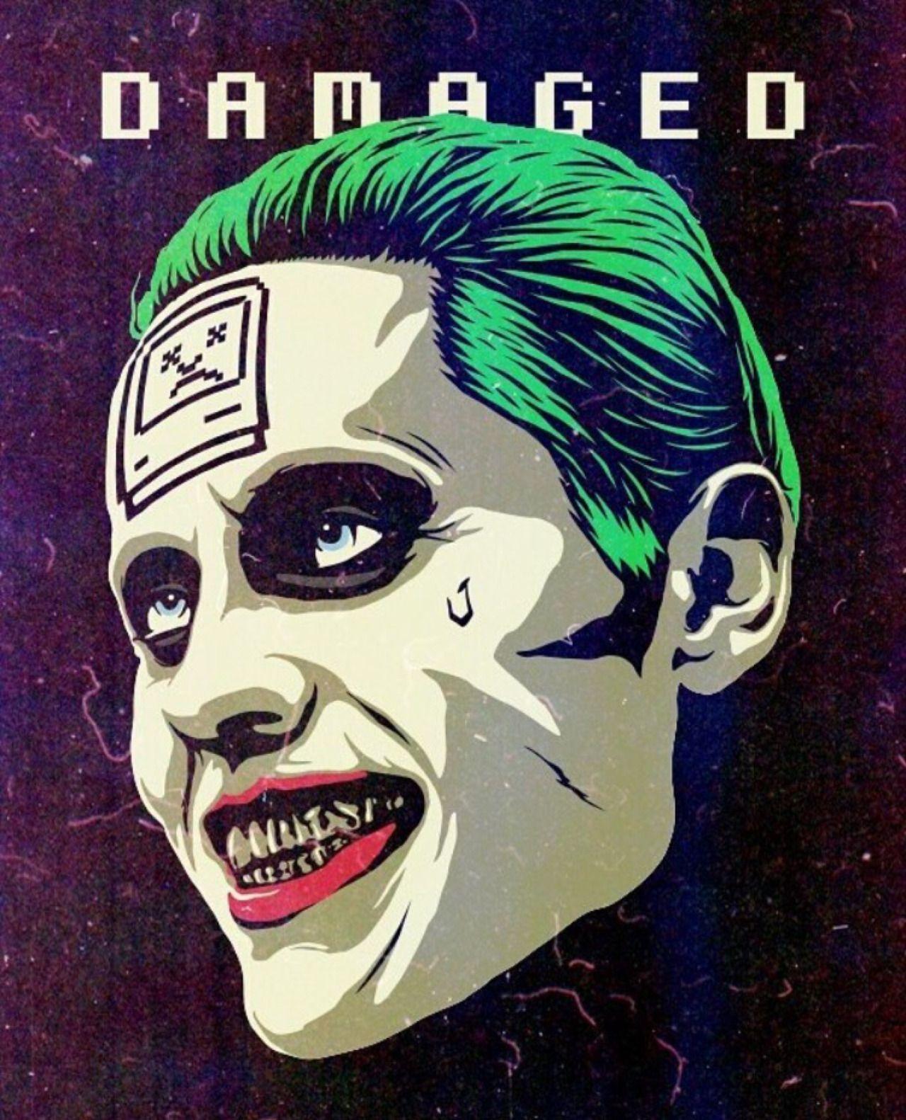 Joker Face Paint Suicide Squad : joker, paint, suicide, squad, SUICIDE, SQUAD, MOVIE