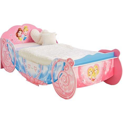 good lit junior lgende princesses carrosse pas cher couchage x cm prix lit enfant auchan uac. Black Bedroom Furniture Sets. Home Design Ideas