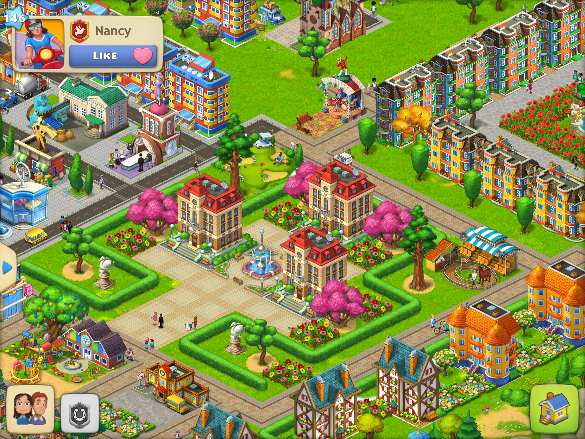Township Layouts Township game layout, Township, Layout