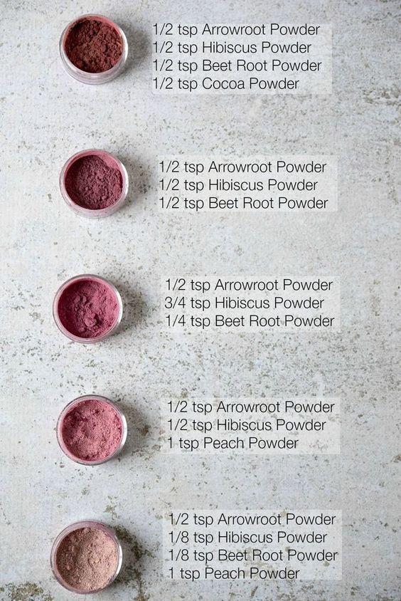 DIY blush durch Gedeihen auf Paleo DIY Beauty-Produkte, Rezepte, Hacks und Treatmen … – schminke