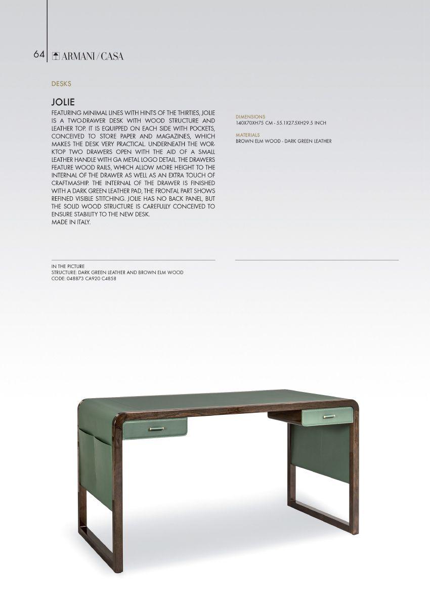 Desks Armani Casa