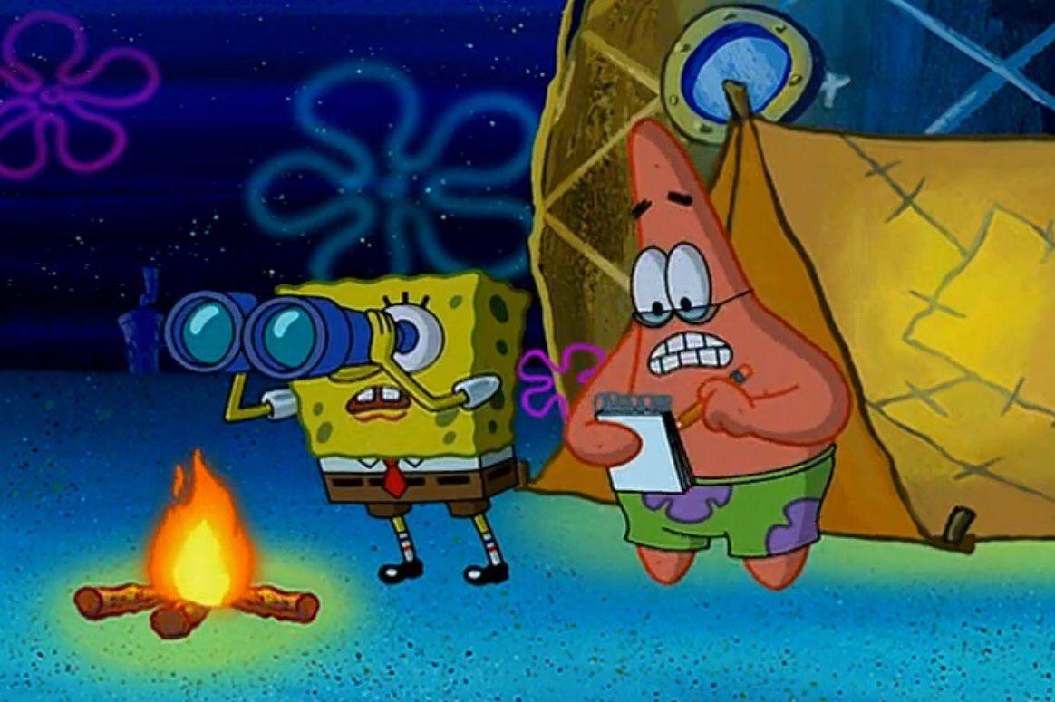 Spongebob (@SponggeMemory)