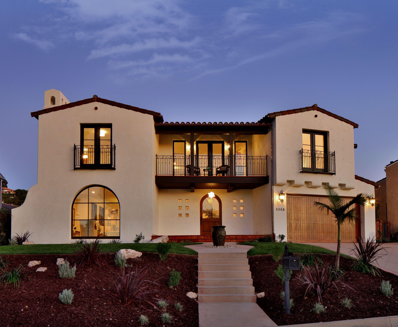 Luxury Modern Spanish Style Home Exterior Spanish Style Homes Spanish Style Beach House Plan