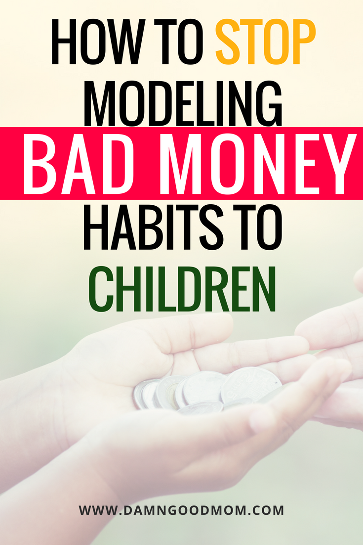 The Unhealthy Habit Kids Learn From Mom photo