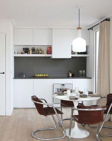mesa #tulip #diseño de #cocinas #linea3cocinas #madrid | Mesas Tulip ...