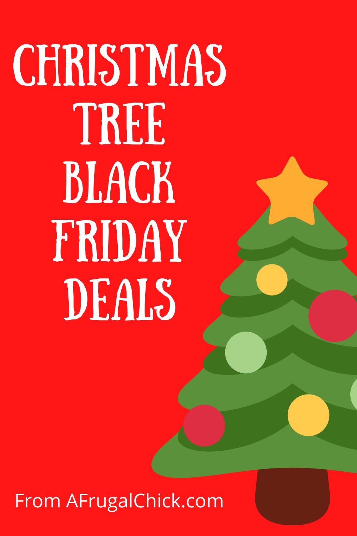 Black Friday 2020 Artificial Christmas Tree Deals Christmas Tree Black Friday Deals in 2020 | Black friday, Spruce