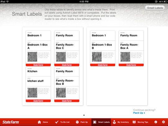 Pin By Justenoughsalt On Diy Organizing Rearrange Moving Storage Labels