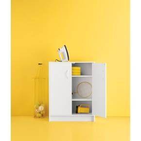 2 Door Stackable Storage Cabinet White Room Essentials Target Stackable Storage Storage Room Essentials