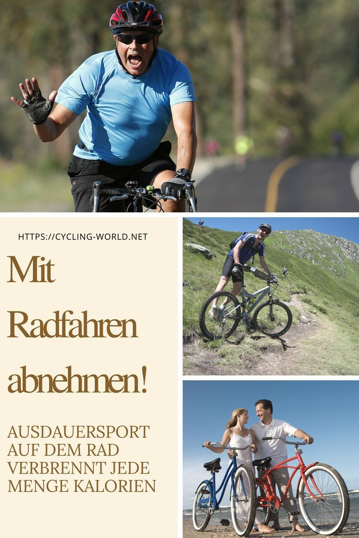 Abnehmen Mit Radfahren Mit Bildern Radfahren Rennrad Training