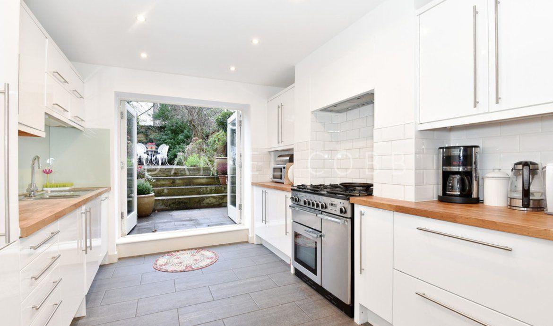 House For Sale In De Laune St Se17 Daniel Cobb Kitchens