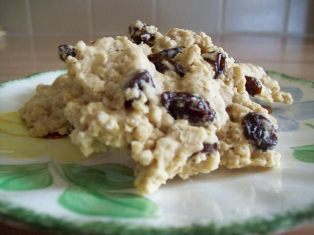 Diabetic Oatmeal Raisin Cookies Recipe Diabetic Oatmeal