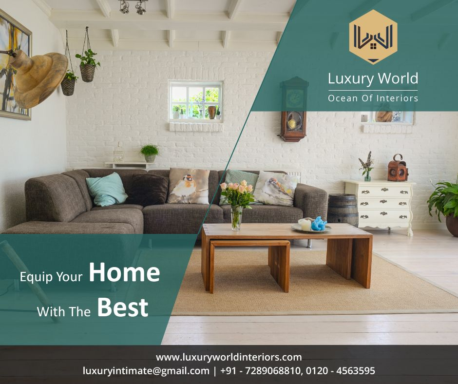 Equip Your Home With The Best Home Decors Only From The Best