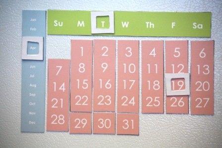 Perpetual calendar Gift making Pinterest Perpetual calendar