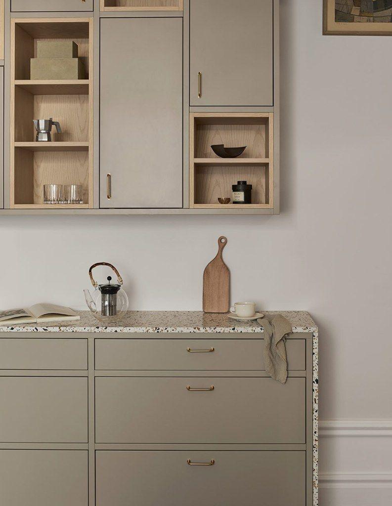 Photo of Modern classic kitchen from Nordiska Kök – COCO LAPINE DESIGN