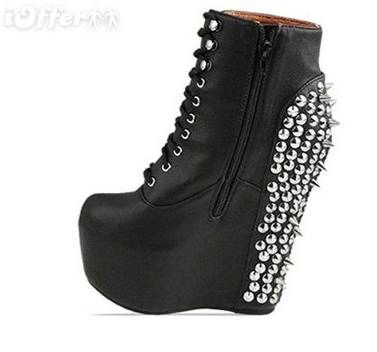 leather spikes