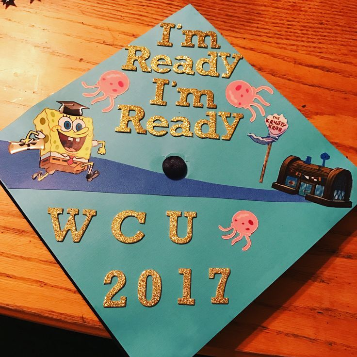 Graduation Cap Designs