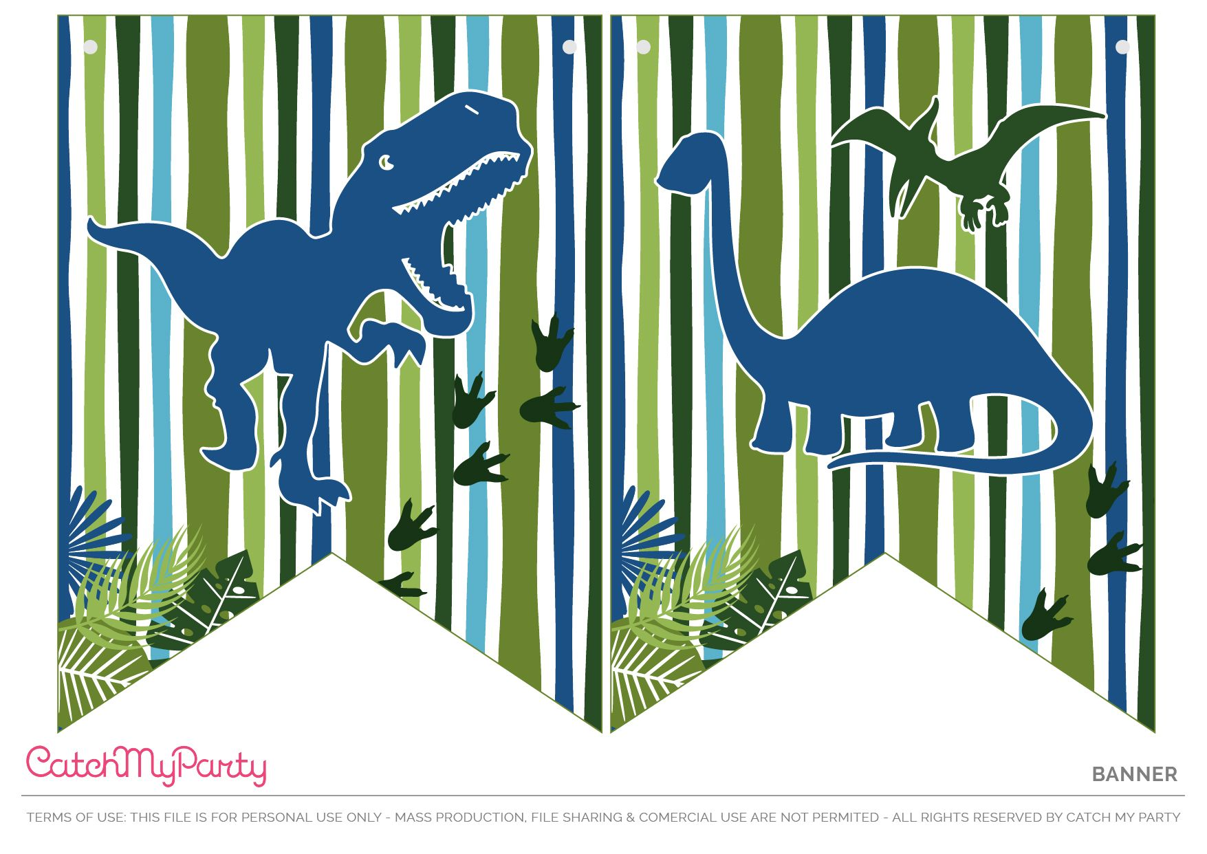 Download These Free Dinosaur Party Printables You Won T Believe The Ban Dinosaur Party Decorations Dinosaur Birthday Party Dinosaur Birthday Party Decorations