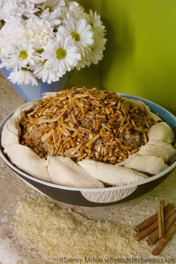 Traditional lebanese chicken and rice comfort food at its best lebanese chicken and rice comfort food at its best other lebanese recipes also forumfinder Gallery