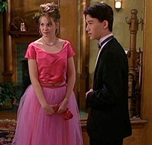 This is my fave prom dress ever! My fave film and the most gorgeous ...