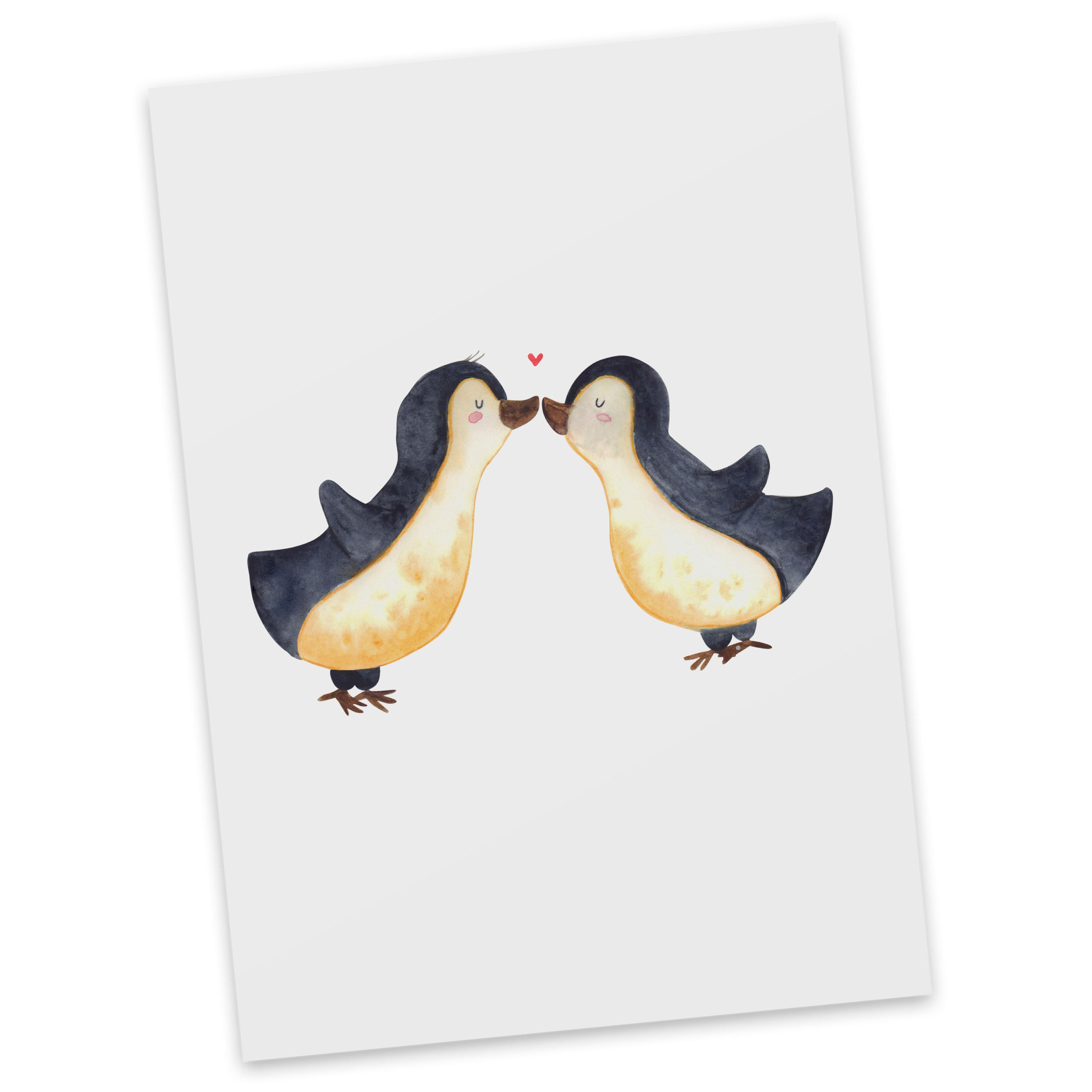 Postkarte Pinguin Liebe | Pinguin liebe, Postkarten, Poster