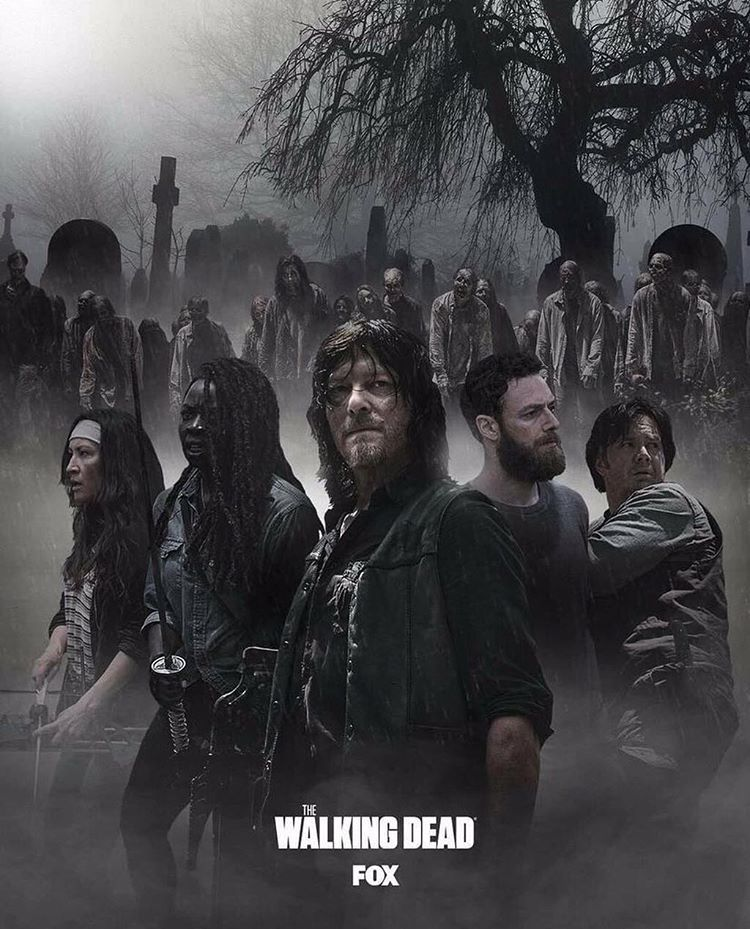 Twdfamilyy 2 10 19 Not Being Moved To Fox This Was A U K Promo And It Airs On Fox Over Walking Dead Wallpaper Fear The Walking Dead Walking Dead Season 9