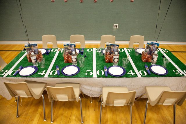 """Photo 1 of 53: Football / Birthday """"Surprise 60th Birthday Football Tailgating Party"""" 