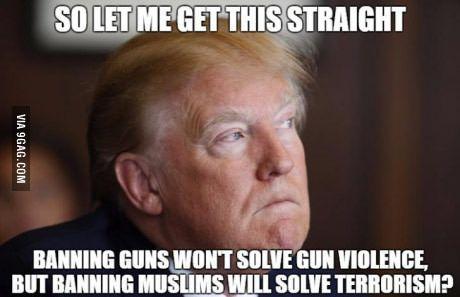 Donald Trump Logic