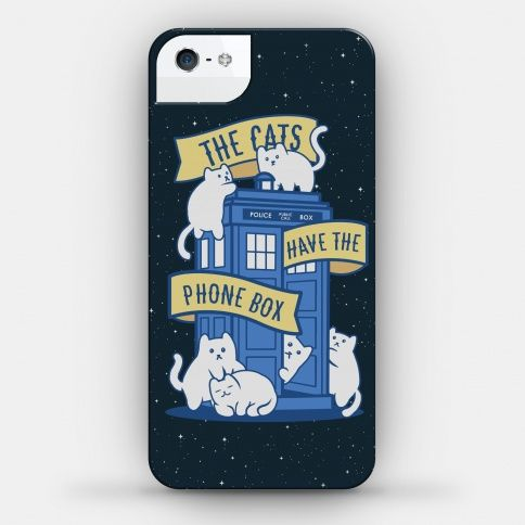 this is absolutely purrrfect. 2 things i love dr who  and cats :)