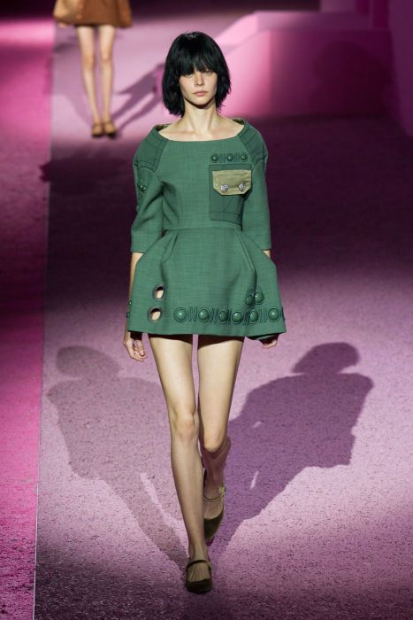"<p tabindex=""-1"">Marc Jacobs spring 2015 collection. Photo: Imaxtree</p>"