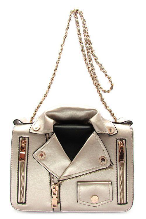 {Textured Designer Messenger Bag}